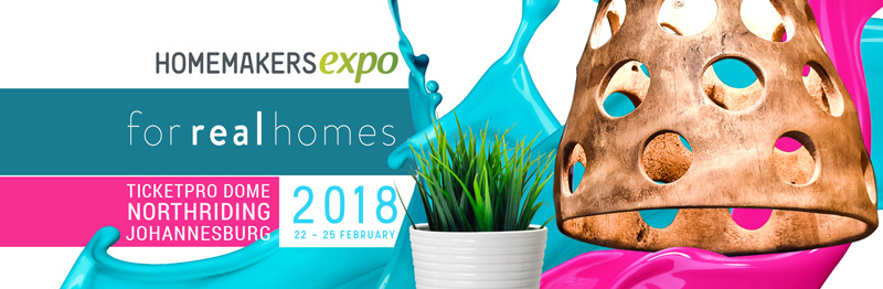 Homemakers Expo Johannesburg 2018 Logo