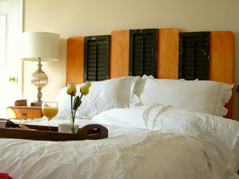 Ways to Decorate Your Home with Old Shutters
