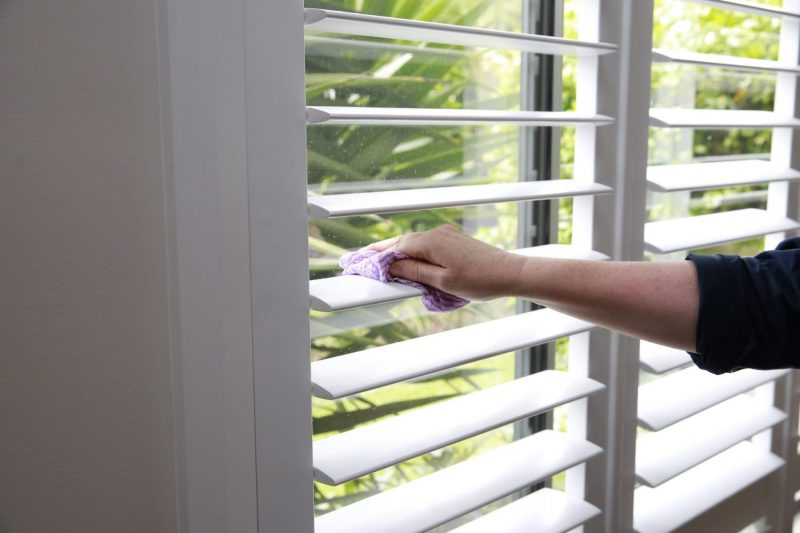 3 Tips for Maintaining Your Decorative Aluminium Shutters