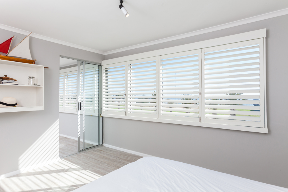 Get Value for Money by Installing both Aluminium Shutters and Security Shutters