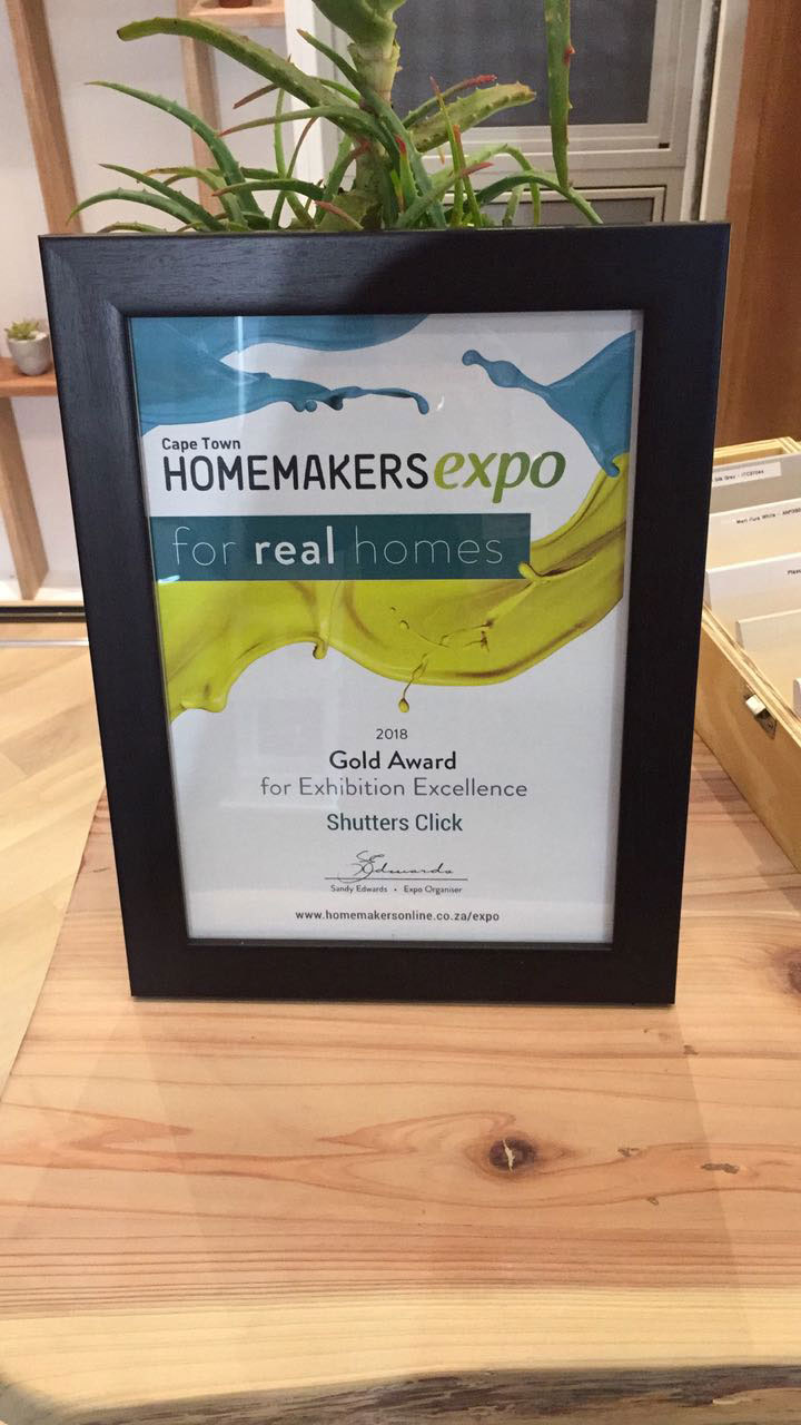 House Of Supreme Receives Gold Award At 2018 Cape Town Homemakers